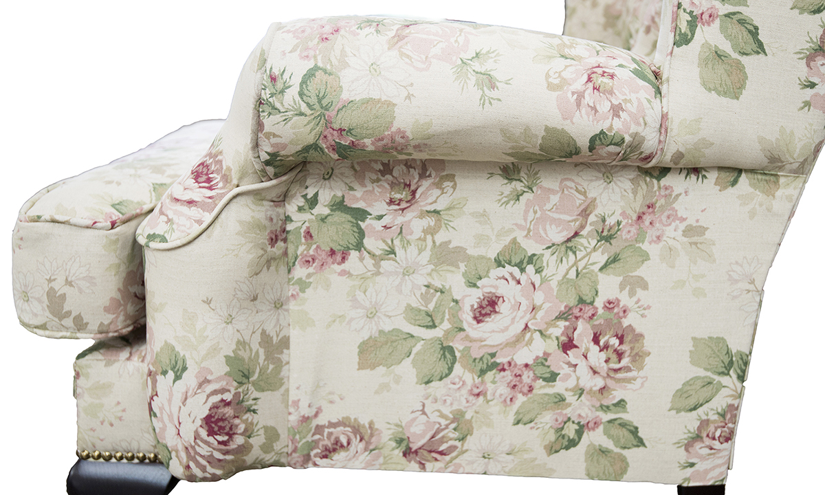 Queen-Anne-Chair-Deep-Button-Back-Arm-Panel-Detail-in-Warwick-Hawkswick-Dusk
