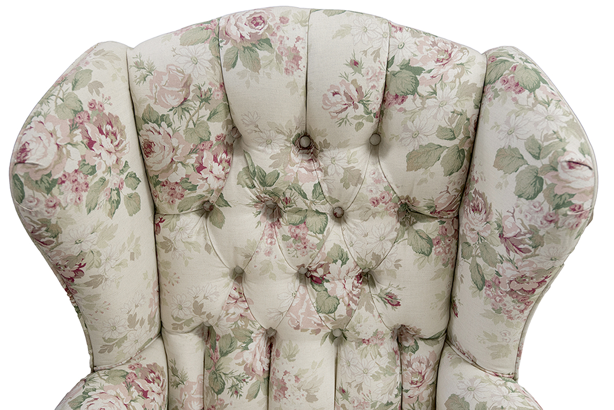 Queen-Anne-Chair-Deep-Button-Back-Detail-in-Warwick-Hawkswick-Dusk