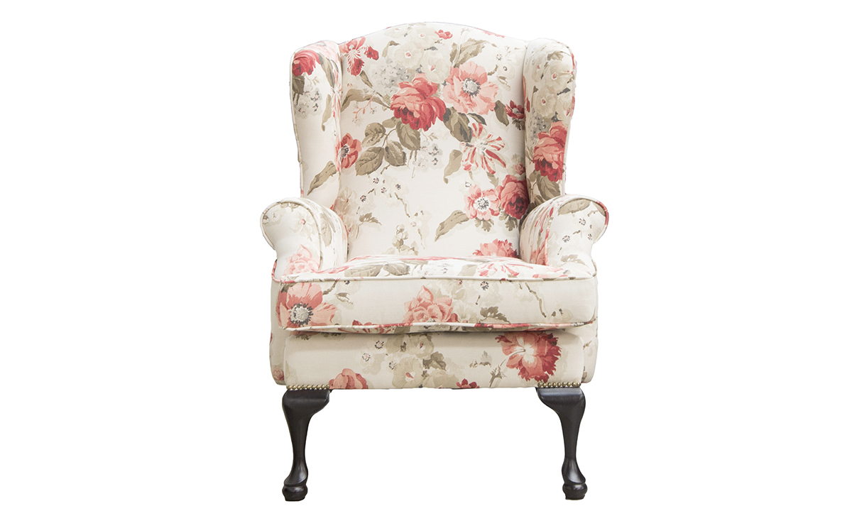Queen-Anne-Chair-in-Warwick-Wolseley-Red