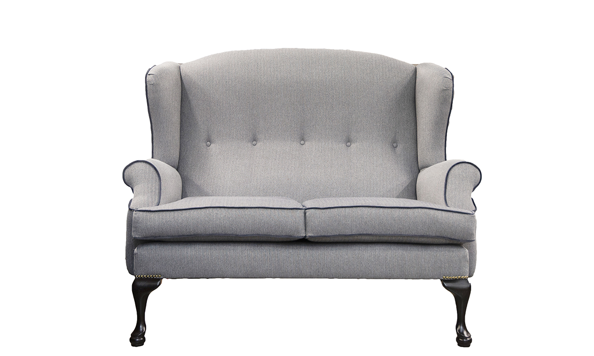 Queen-Anne-Two-Seater-in-Porto-Charcoal-Silver-Collection-Fabric