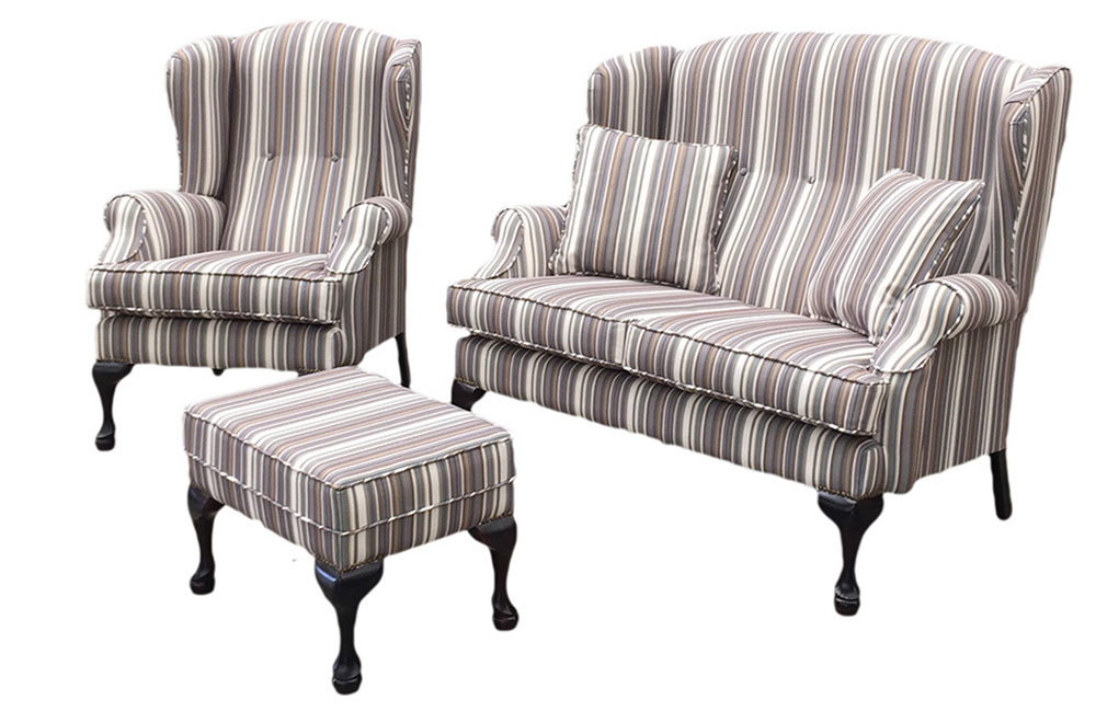 Relatively Queen Anne - Sofas and Chairs Range - Finline Furniture SD15