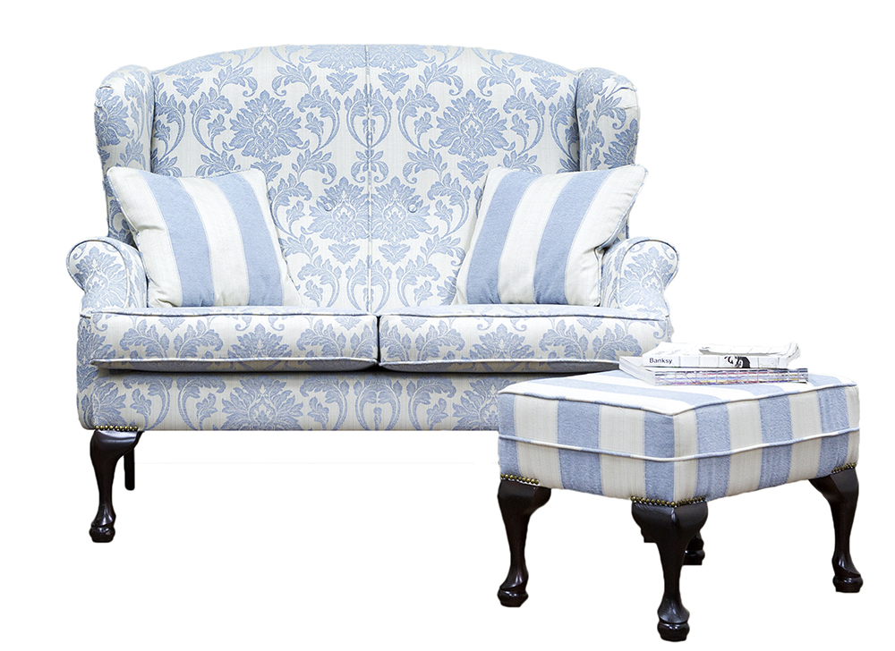 Famous Queen Anne - Sofas and Chairs Range - Finline Furniture VH78