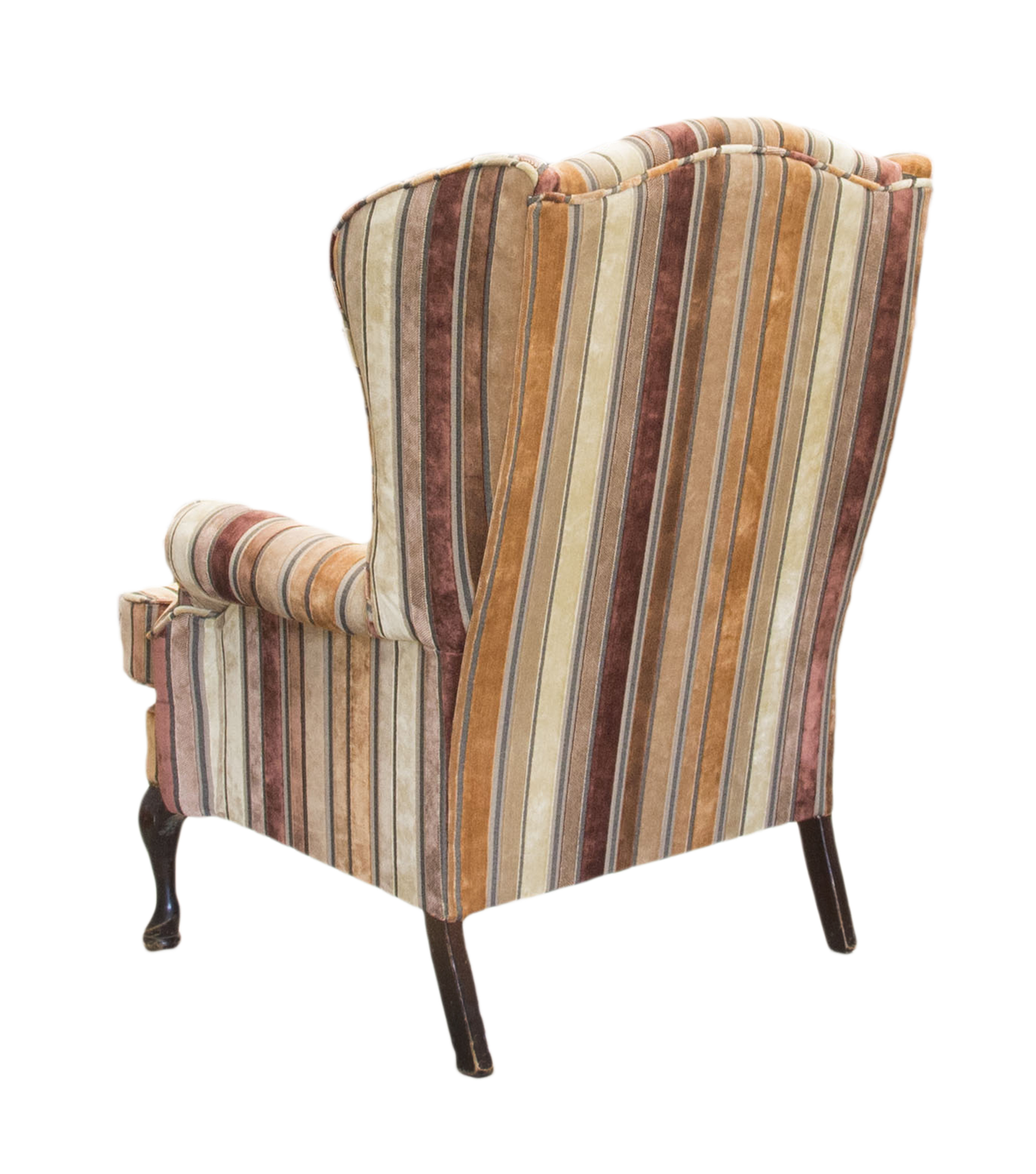 Queen Anne Chair After back