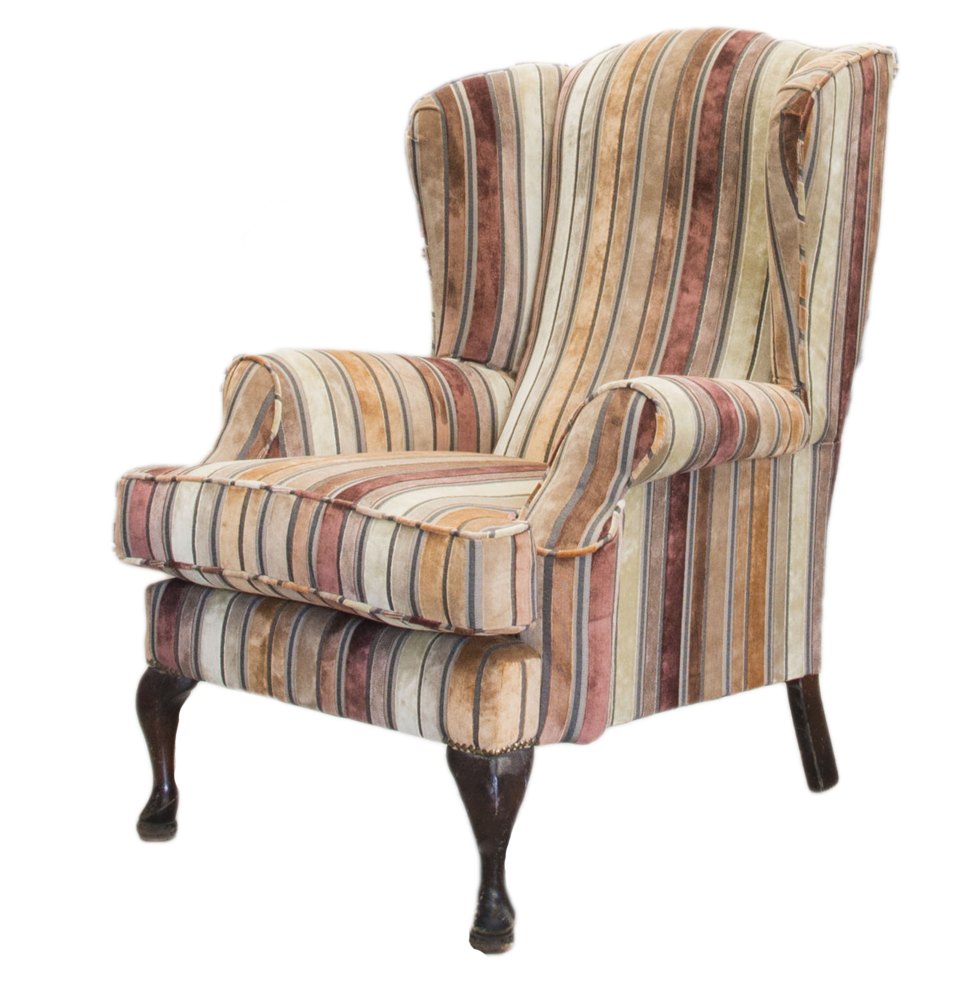 Queen Anne Chair After side