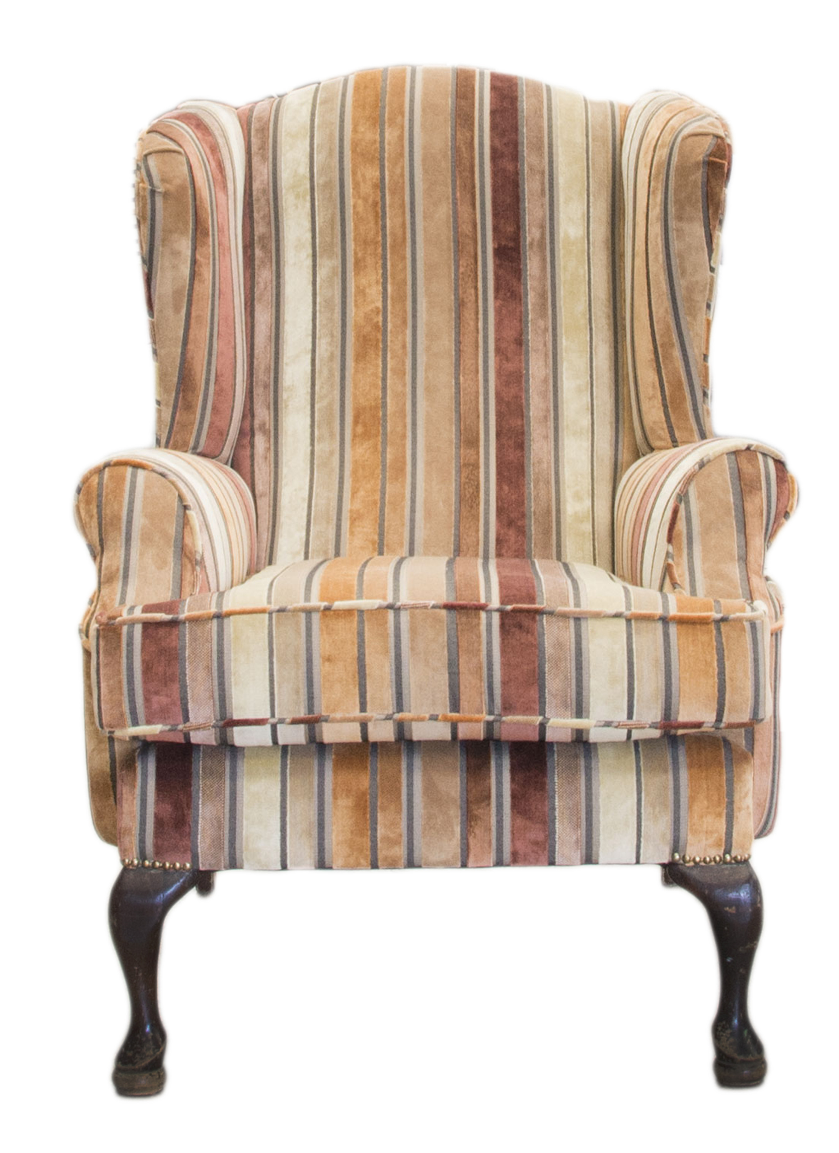 Queen Anne Chair After