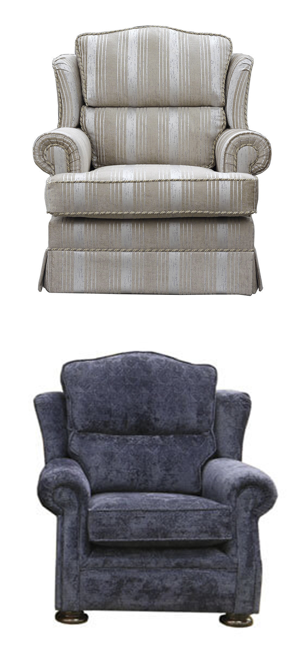 Sienna Chair Before & After