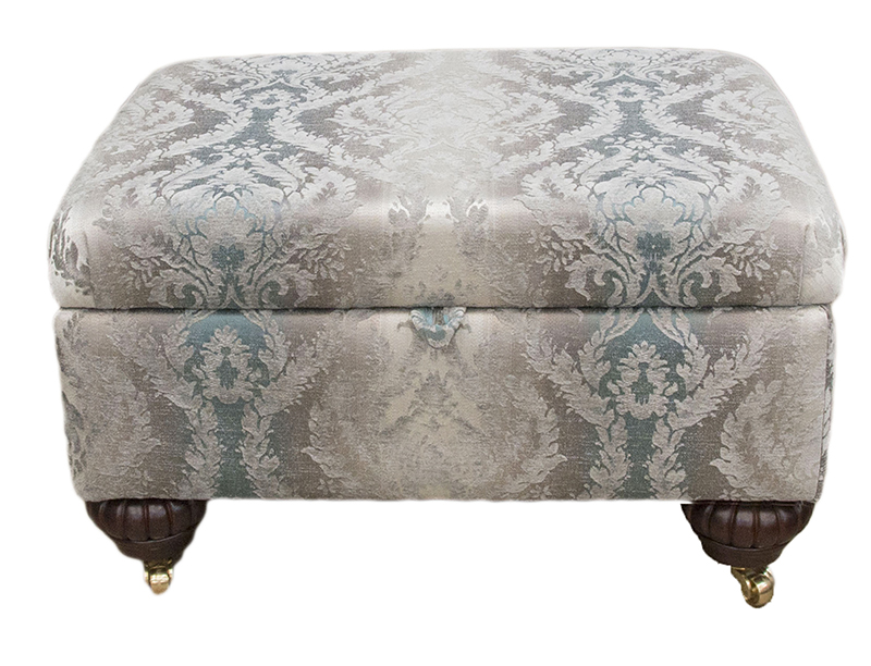 Stoarge Footstool Platinum Collection