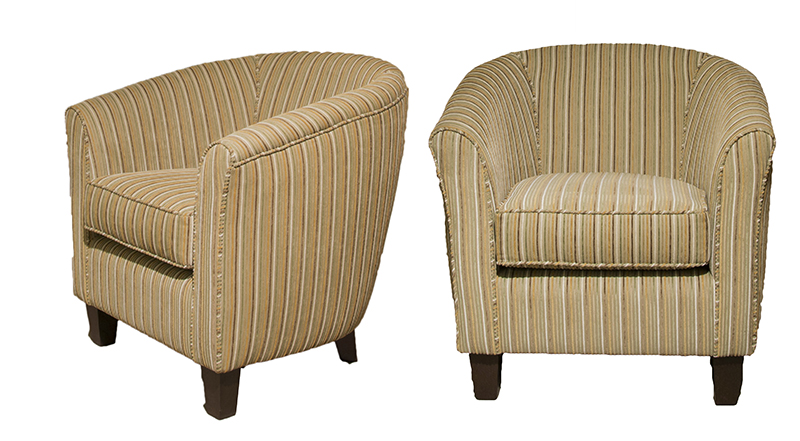 Tub - Occasional Chairs - Finline Furniture