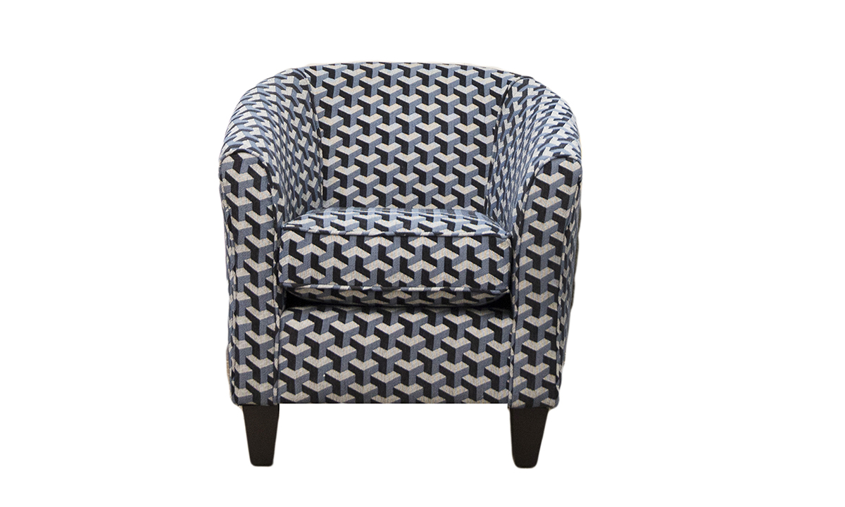 Tub-Chair-in-Levonne-Navy-Silver-Collection-of-Fabrics