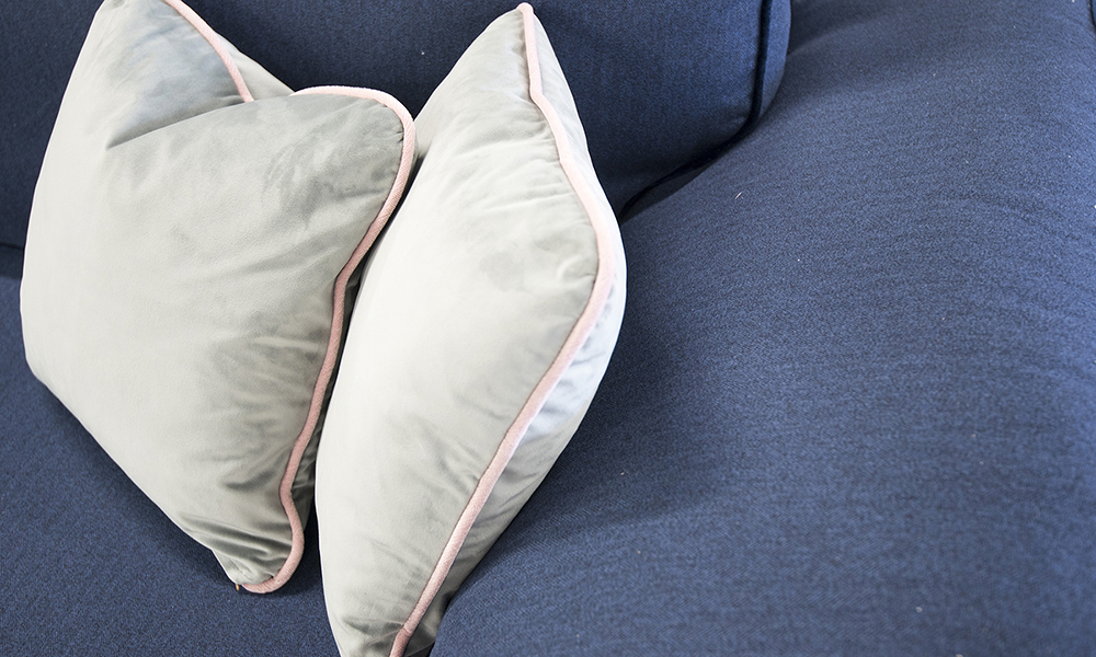 Scatter Cushion Detail