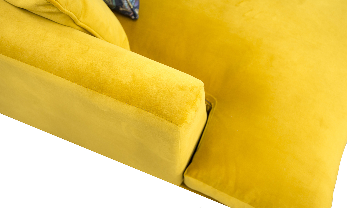 1_Baltimore-Bespoke-Lounger-arm-in-Warwick-Plush-Turmeric-Gold-Collection-Fabric