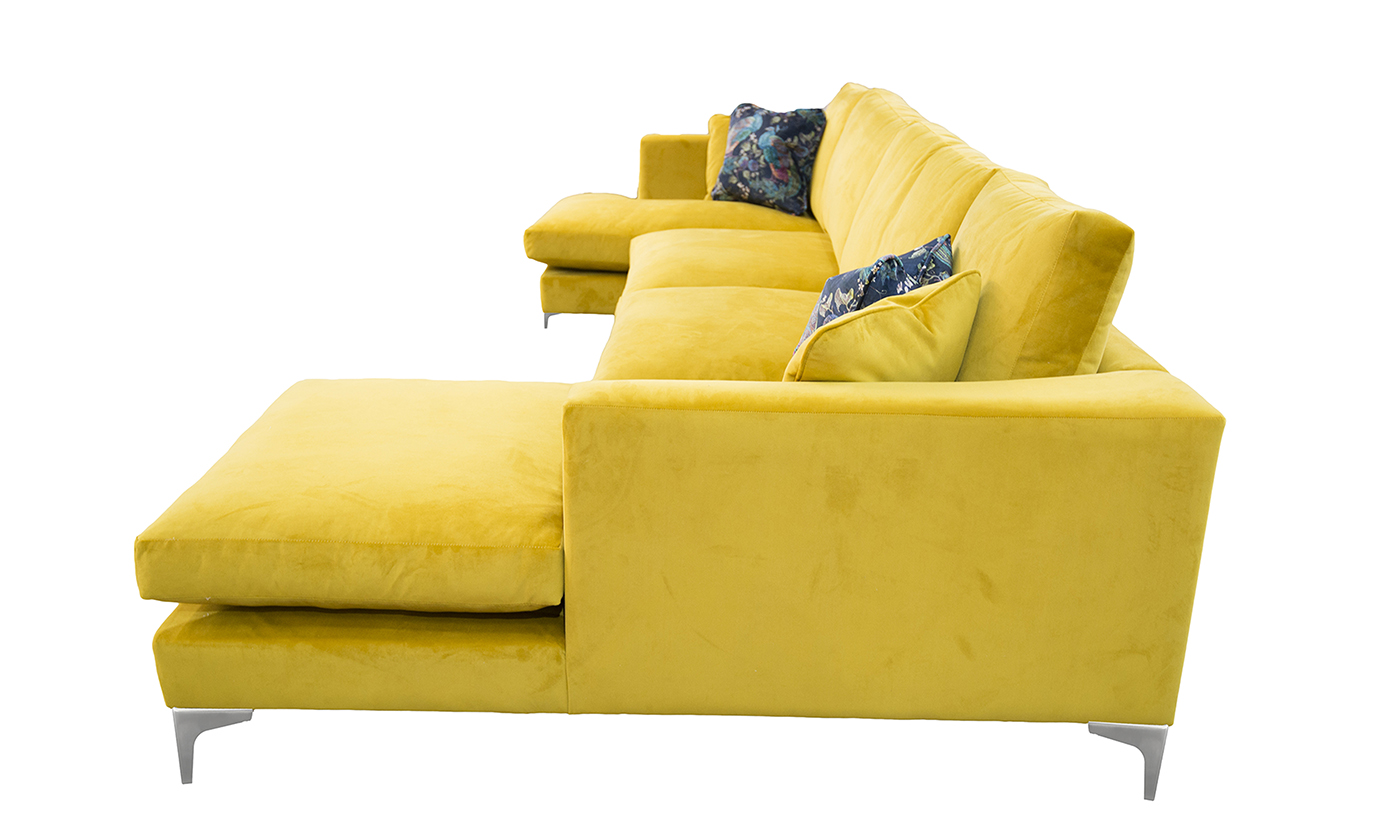 1_Baltimore-Bespoke-Lounger-side-in-Warwick-Plush-Turmeric-Gold-Collection-Fabric