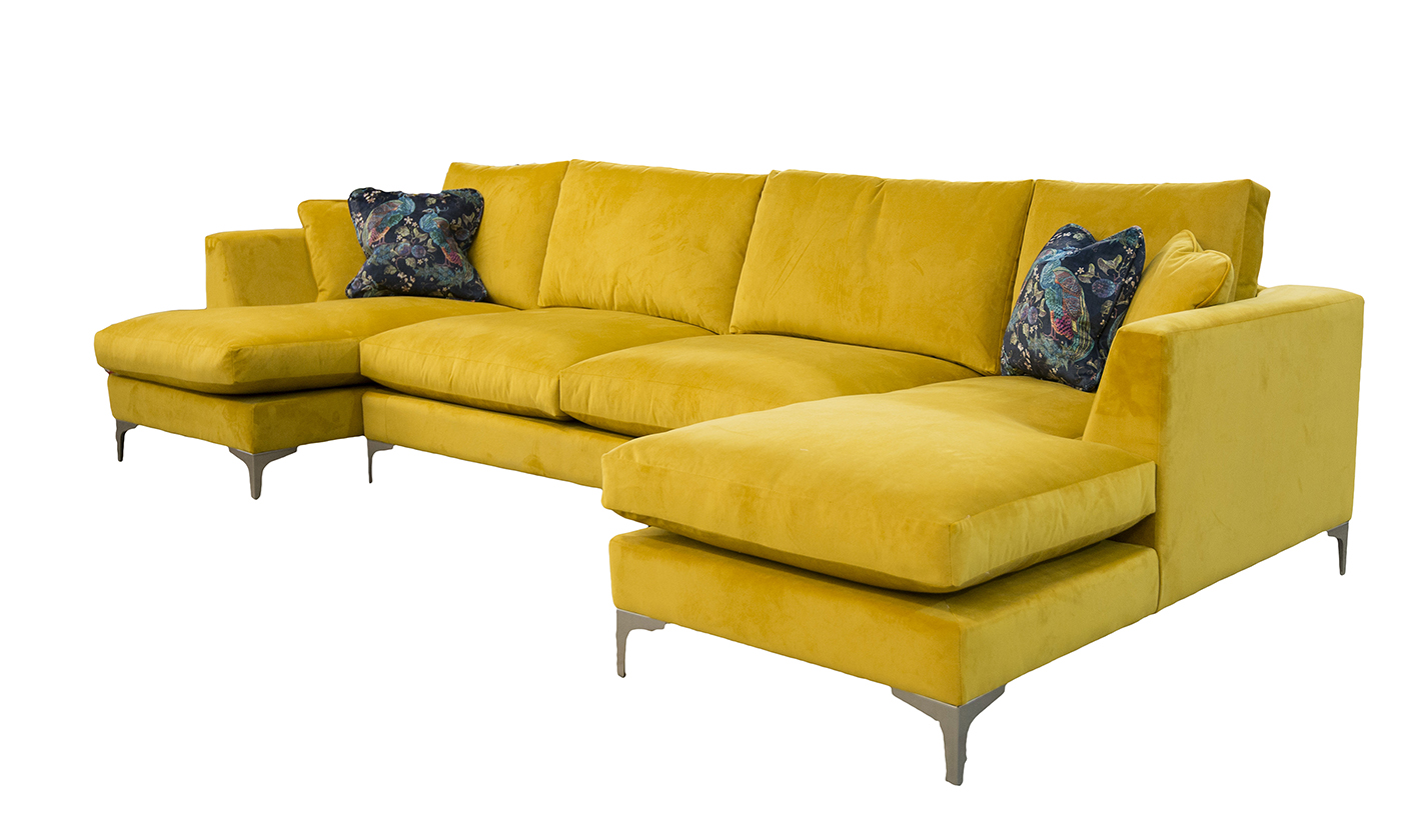 Baltimore-Bespoke-Lounger-Side-in-Warwick-Plush-Turmeric-Gold-Collection-Fabric