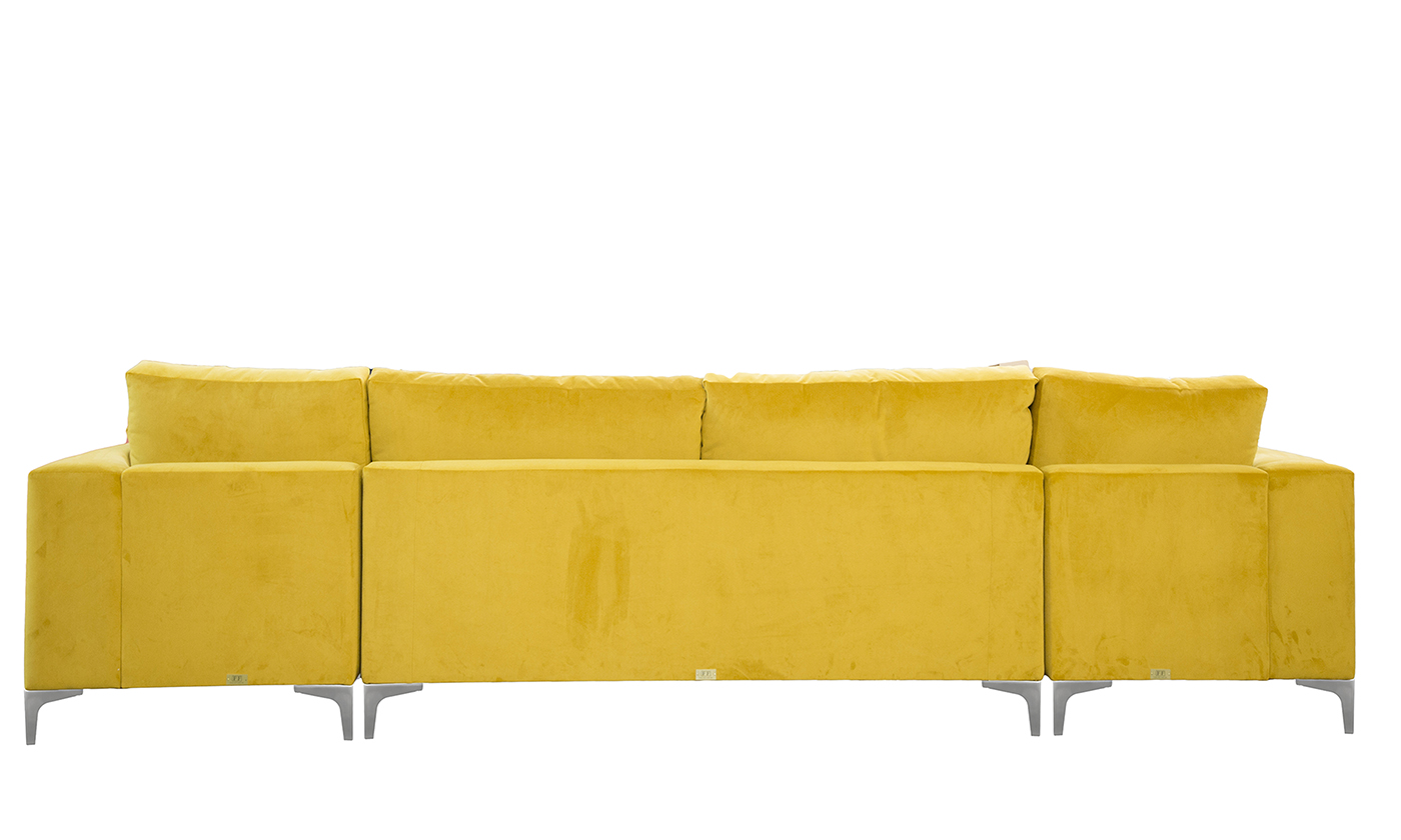 Baltimore-Bespoke-Lounger-back-in-Warwick-Plush-Turmeric-Gold-Collection-Fabric
