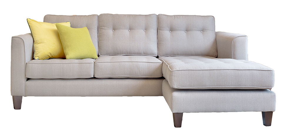 Boland Chaise End Silver Collection