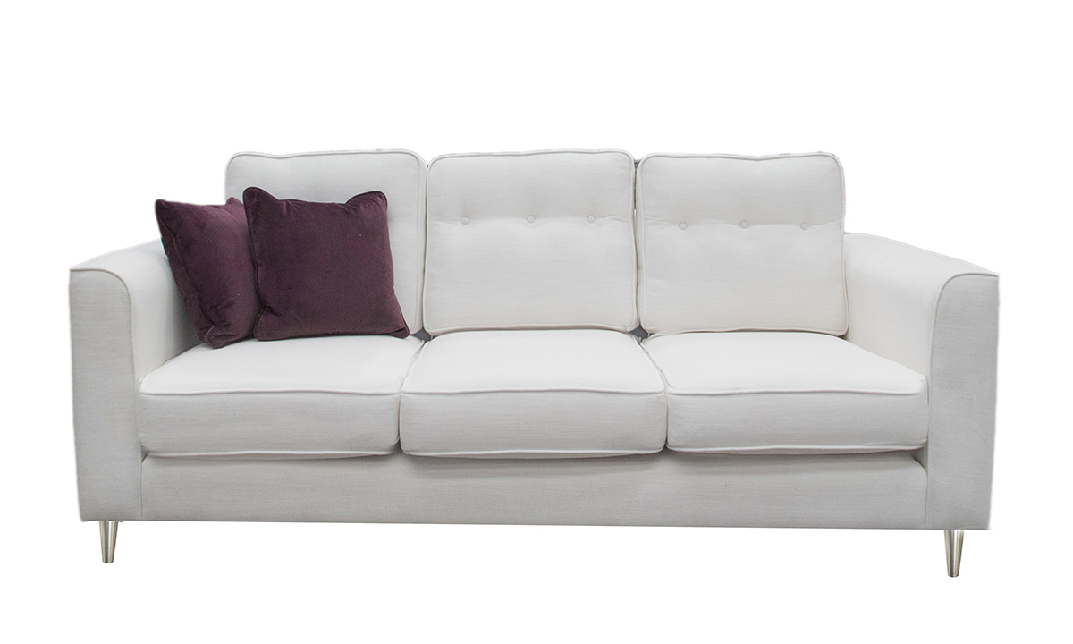 Bespoke Boland Sofa in JBrown White 3