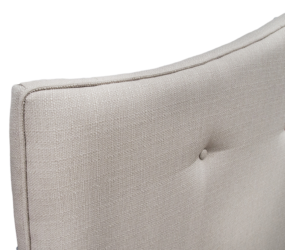 Camilla 6ft Headboard Detail - Aosta Line