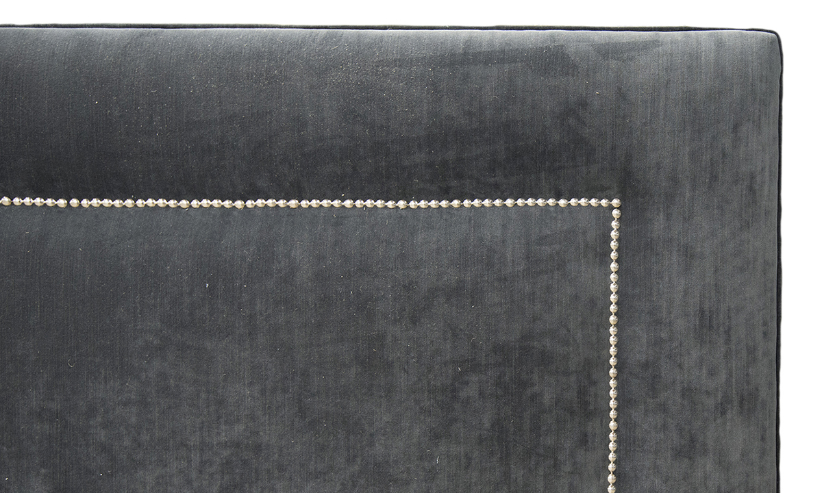 Bespoke Coolmore Headboard Madison 14293 Anthracite