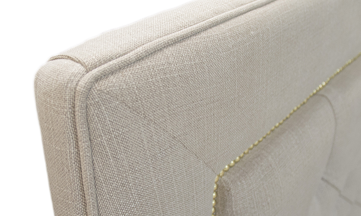 Bespoke-Coolmore-Headboard-Close-Up-in-15014-Bronze-Fabric-Collection
