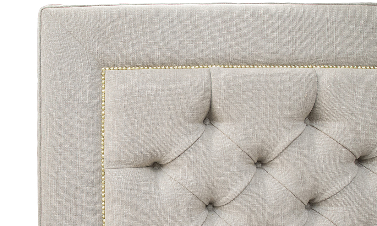 Bespoke-Coolmore-Headboard-Deatil-in-15014-Bronze-Fabric-Collection