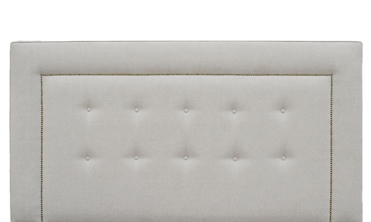 Coolmore 6ft Headboard, Loose Button (bespoke option)