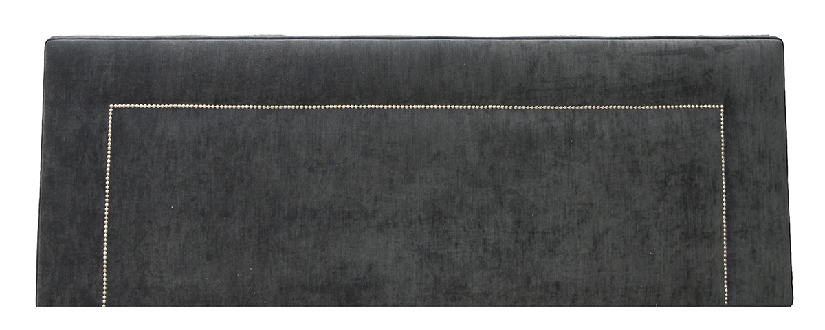 Bespoke Coolmore Headboard Madison 14293 Anthracite (65cm High)
