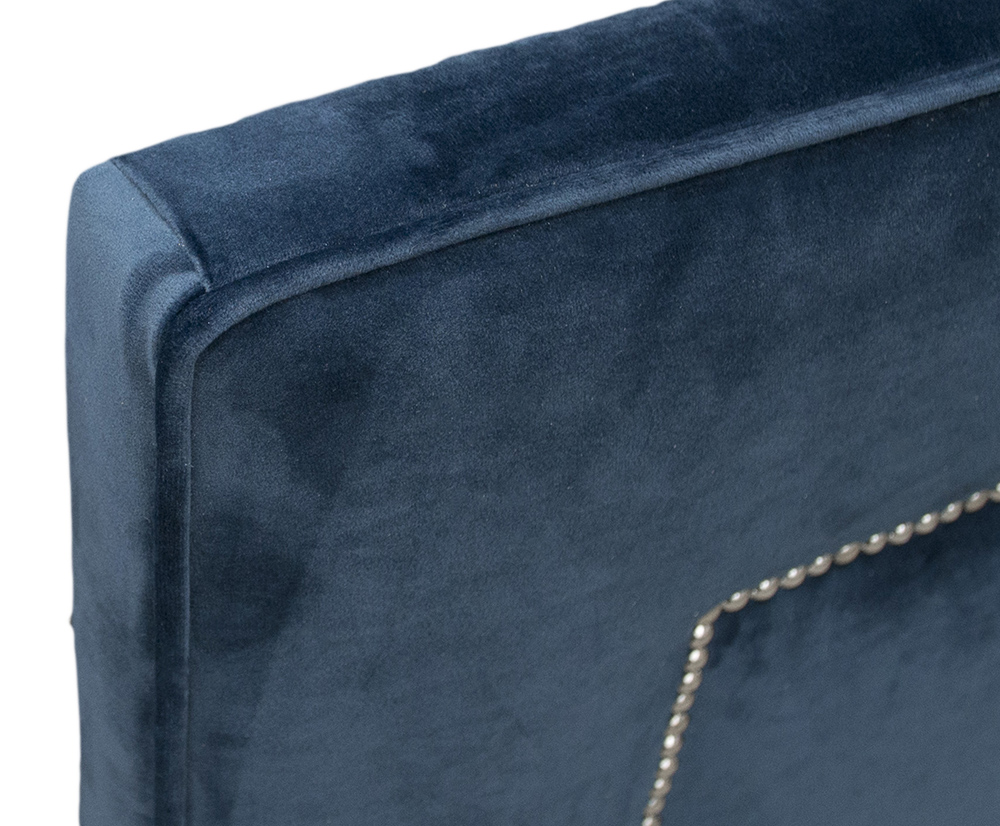 Coolmore 5ft Headboard Detail - Luxor Pacific