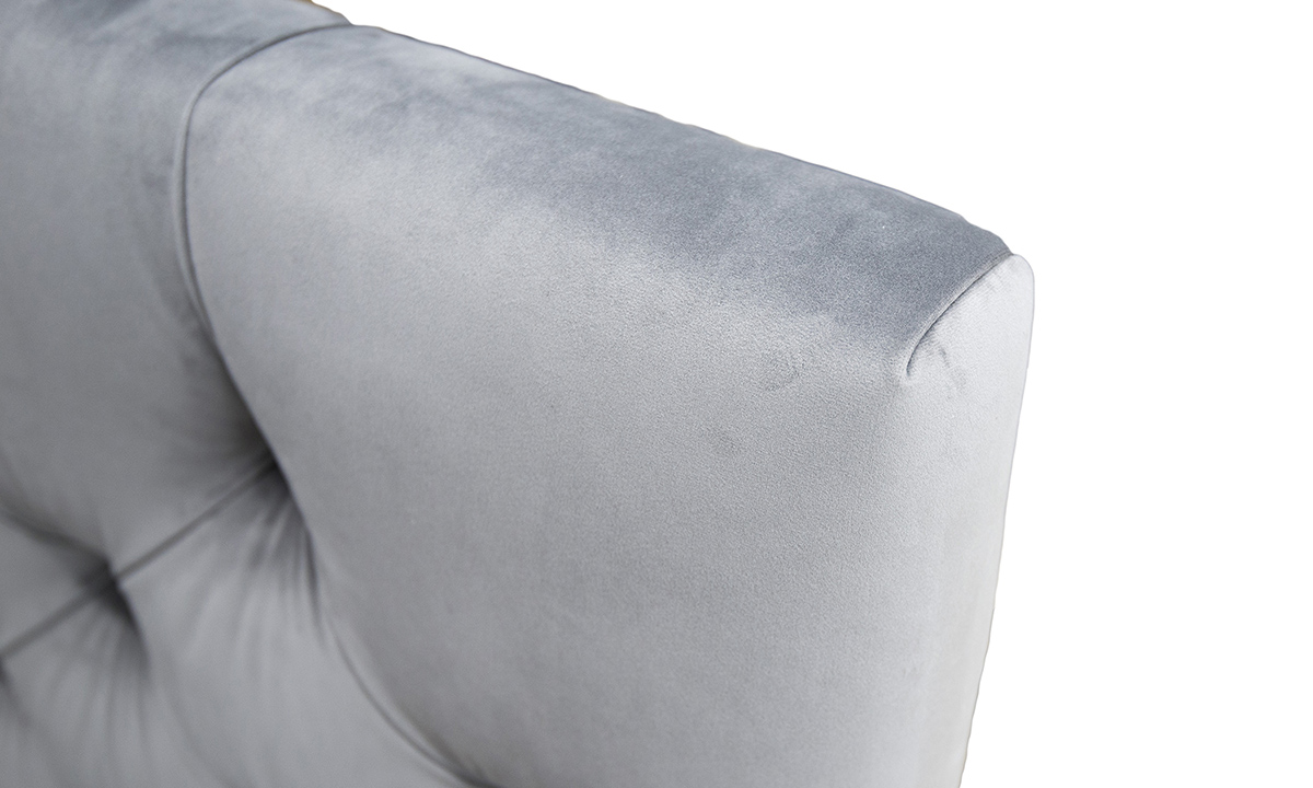 Deep-Button-5ft-Headboard-Detail-in-Luxor-Dolphin-Silver-Collection-Fabric