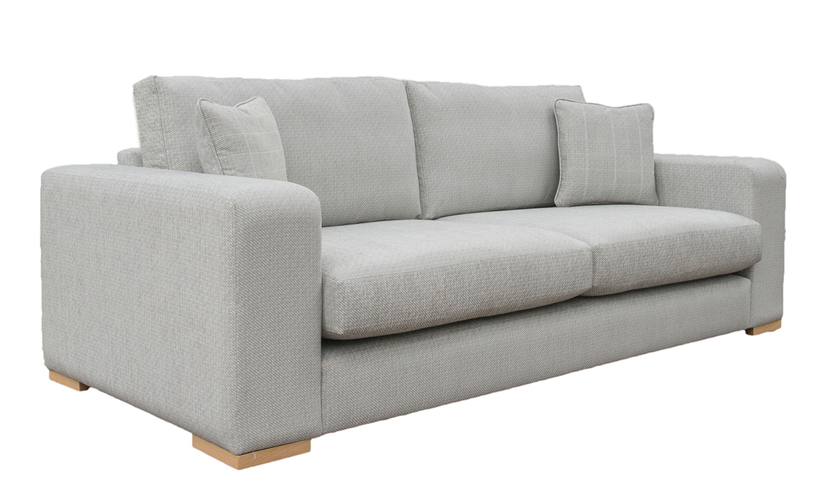 Denver Large Sofa in Customers Own Fabric