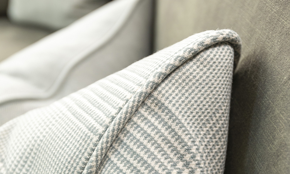 Scatter Cushion in a Discontinued Fabric