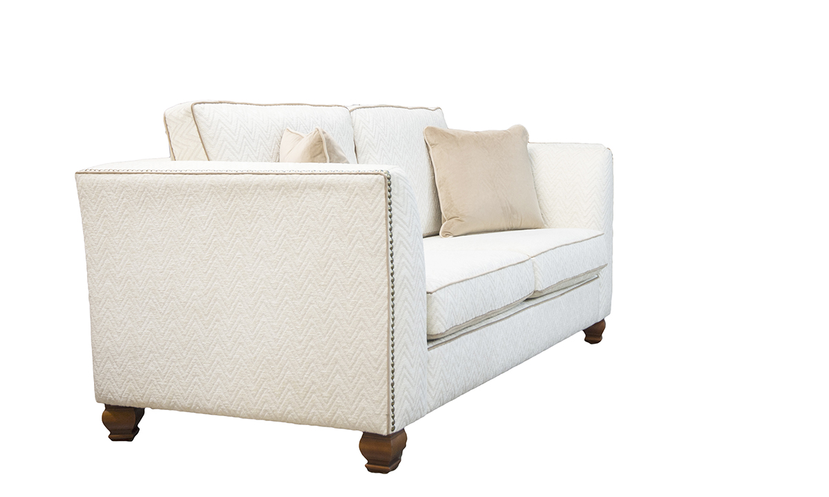 Granada 2 Seater Sofa in Piper Cream