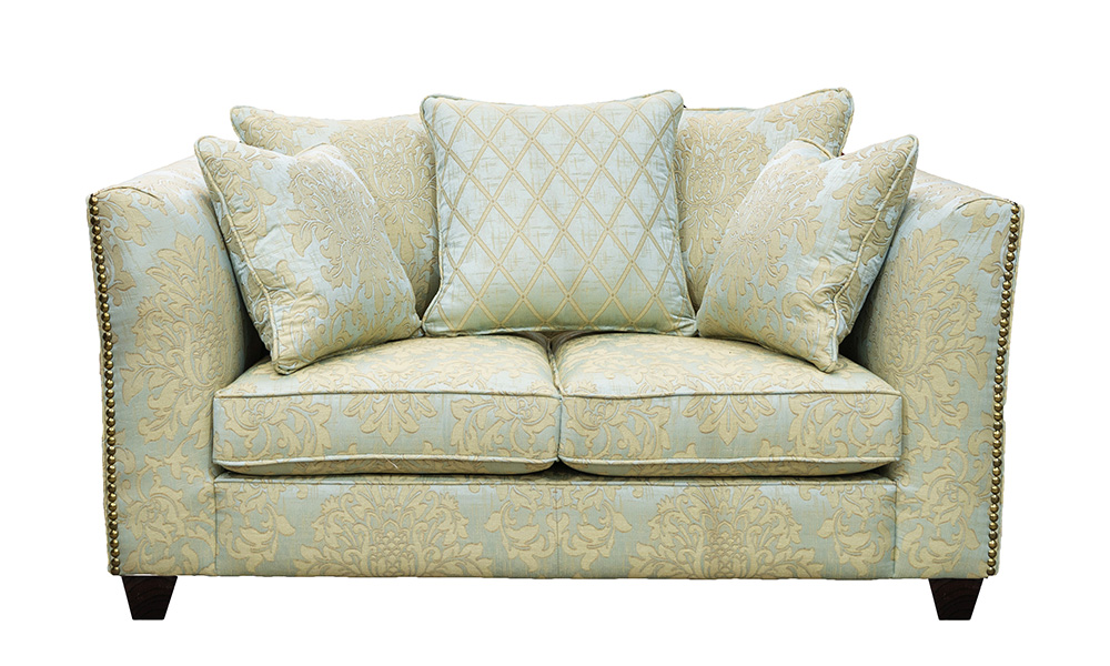Grenoble 2 Seater Sofa, Cozy Pattern