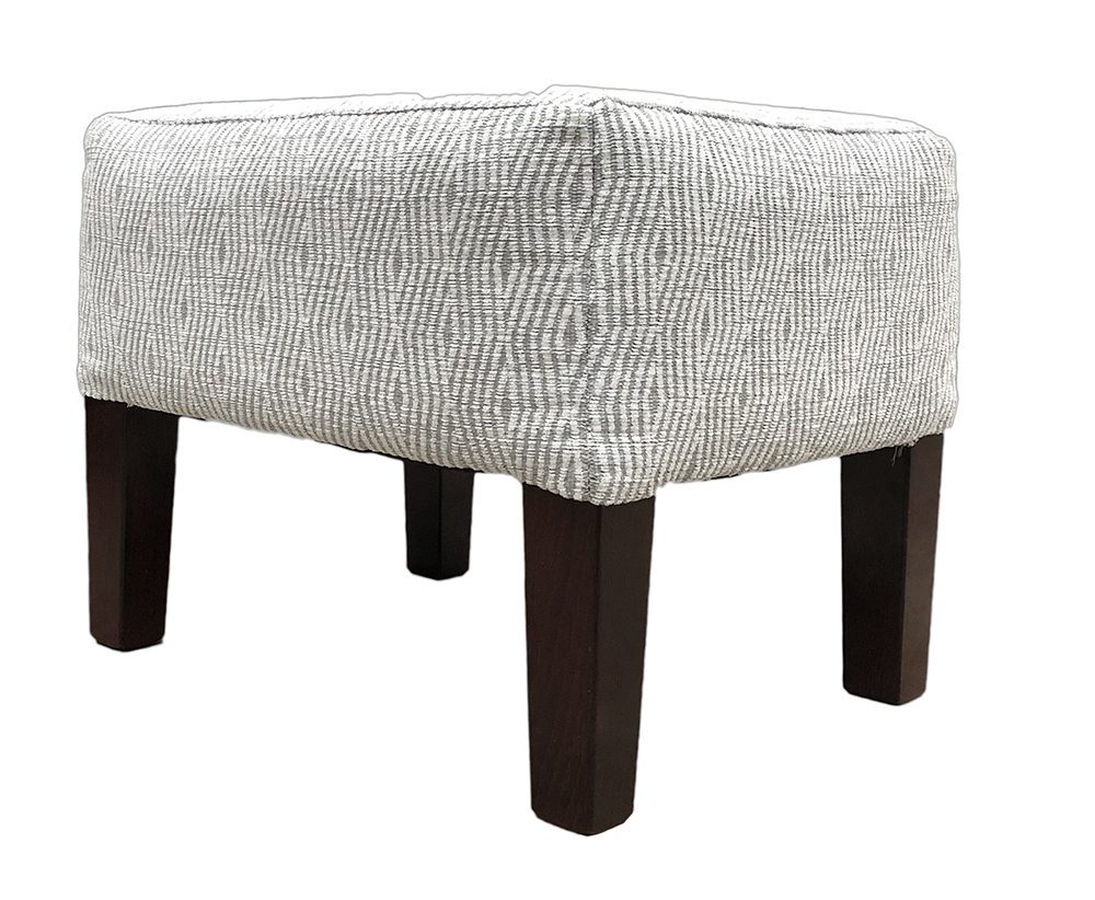 Harvard Footstool 17013 Bronze Collection Fabric