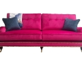Bespoke Holmes 3 Seater Sofa Discontinued Fabric