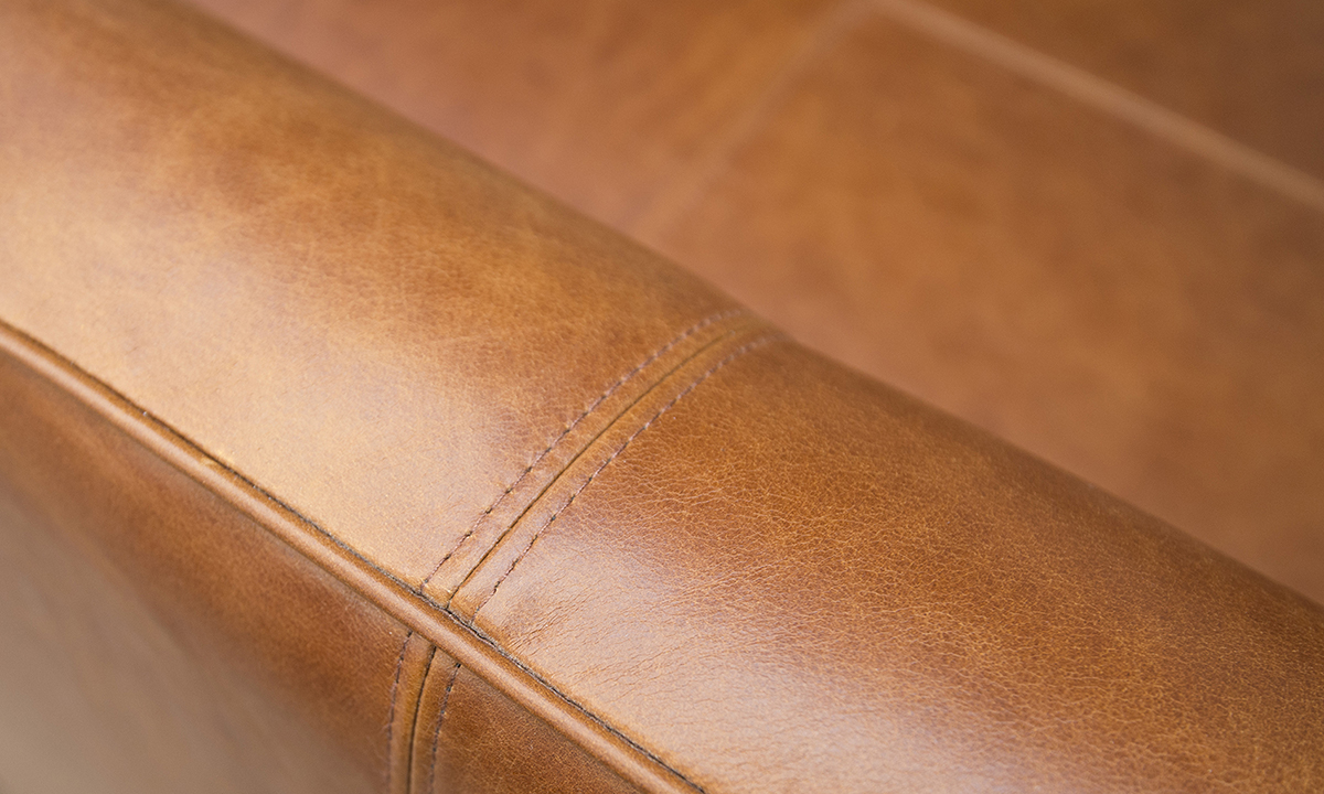 Leather-Nolan-4-Seater-Chaise-End-Sofa-detail-in-Mustang-Rust