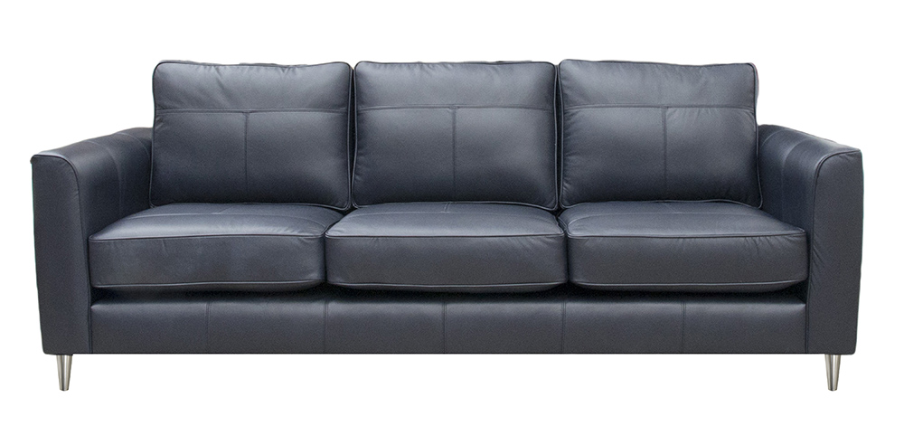 Leather Nolan Leather Sofas And Chairs Range Finline