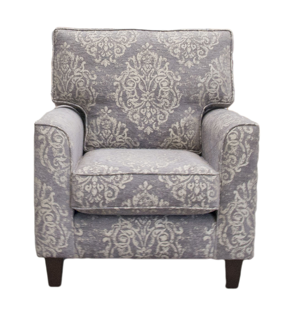 Leon chair -  reflex pattern Ocean