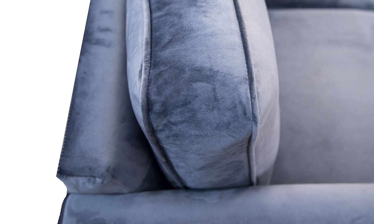 Nolan-Small-Sofa-detail-in-Luxor-Tempest-Silver-Collection-Fabric