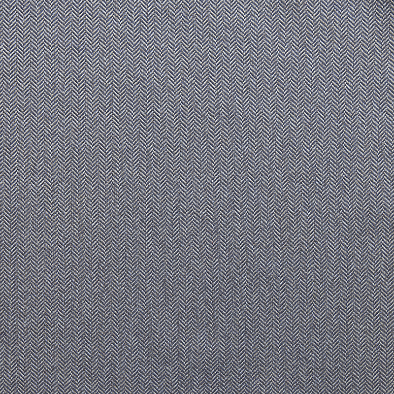 New Herringbone Plain Chenille Hardwearing Quality Silver Upholstery Fabric