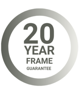 20 Year Frame Guarantee icon
