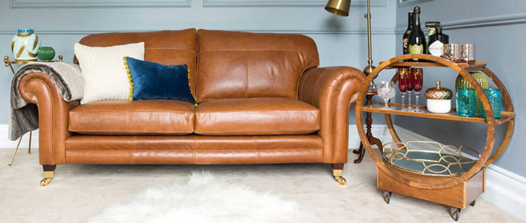 View our Leather Collection