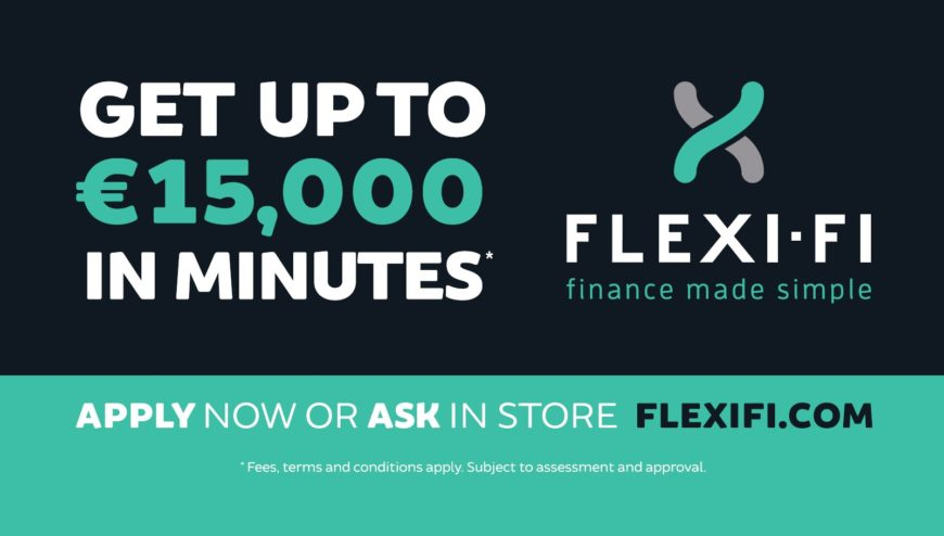 Finline Furniture are now partnered with Flexi-Fi Finance - Finline