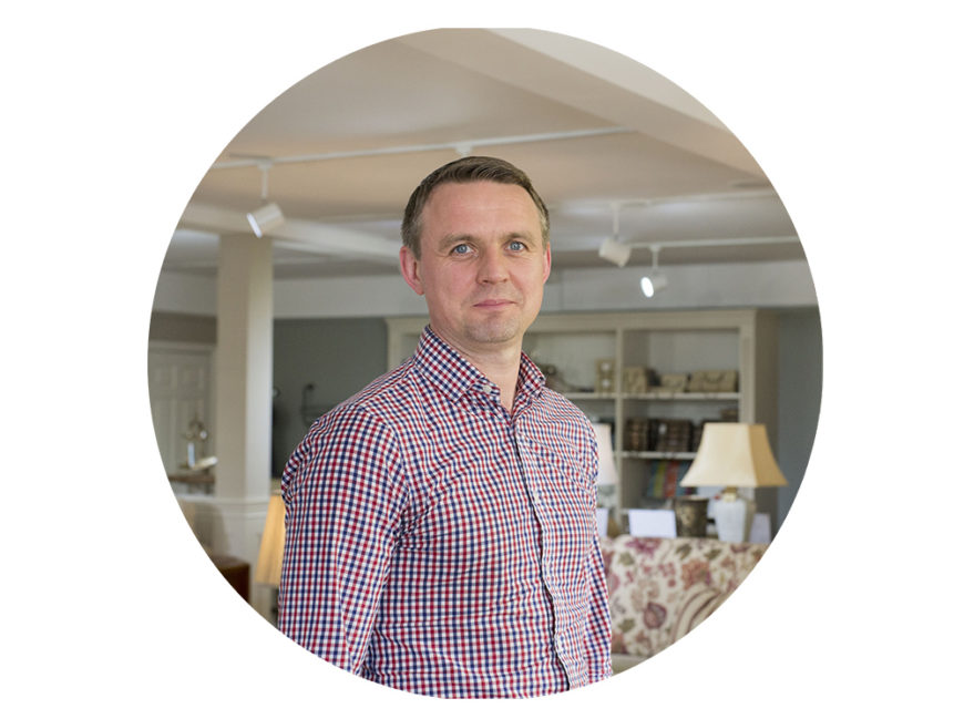 Gary Leads The Finline Customer Service Team And Oversees Running Of Furniture S 4 Retail In Laois Cork