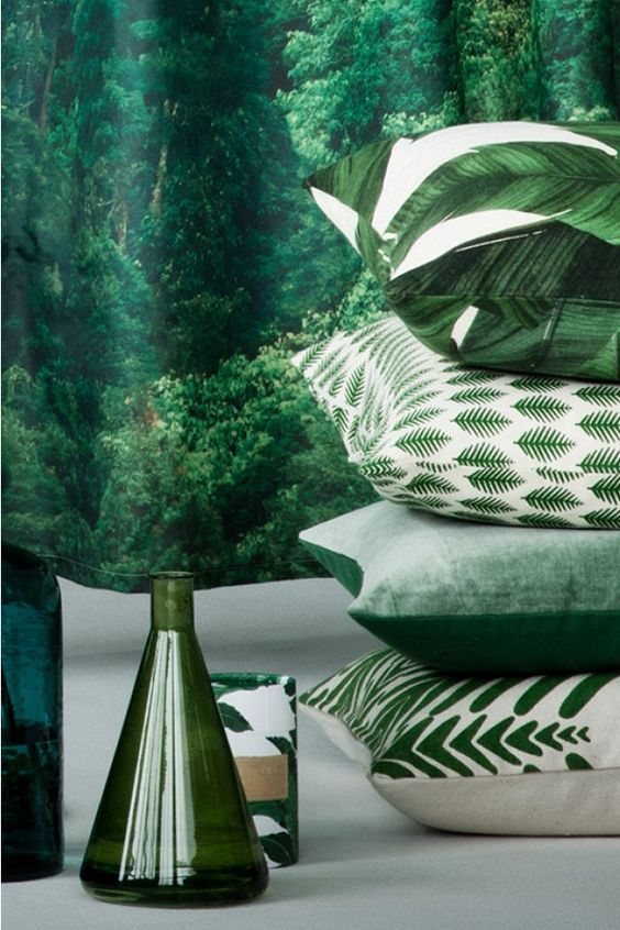 Going Green – Interior Trends accessories