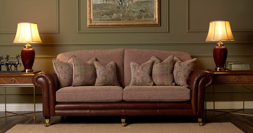 4da7d829a Leather Sofas and Chairs